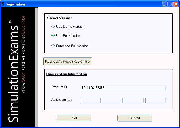 CCNP Switch Practice Tests full screenshot